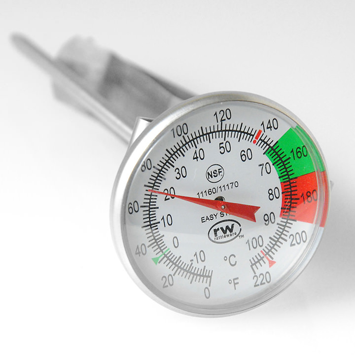 thermometer-steaming